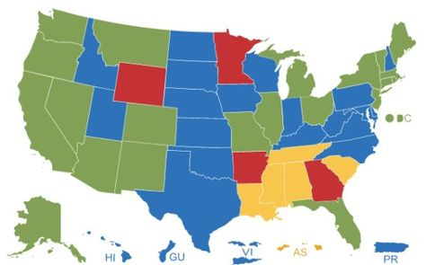 9 Maps That Should Outrage Southerners