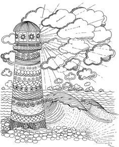 lighthouse coloring pages to print coloring panda light house coloring pinterest lighthouse project ideas and color sheets