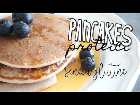 Come Fare I Pancake Proteici Senza Yogurt