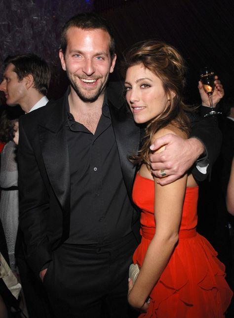 Pin for Later: 10 Couples de Célébrités Qui Se Sont Mariés en France Bradley Cooper et Jennifer Esposito