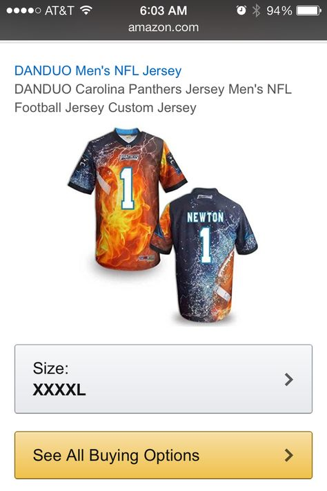 100% authentic 74c25 ad13e Panthers Gear at Amazon | Panthers Football ...