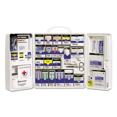 Large First Aid Kit 209 Pieces Osha Compliant Plastic Case Sold As 1 Kit First Aid Kit First Aid Cabinet First Aid Kit Checklist
