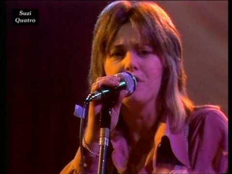Suzi Quatro If You Can T Give Me Love Live 1978 Hq 0815007 Youtube Love Live Rock De Los 70 Y Musicales