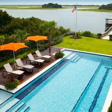 adding a lap lane to free form pool - google search | pool fantasy