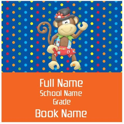 Affe #Zirkus #Tiere #Zurück #zur #Schule #Name #Labels #Sticker #Druckbare #Tags #Schule #Rezession #a #Klassen #Aufkleber #Zeigen #Kolonne #Sticker #Digital #Druck #Labels # #BackToSchool # # Sticker # # Schule # # RecallAClases # #Labels # #SchoolSupplies