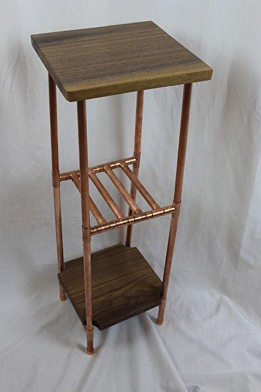 Pin On Copper Pipe Furniture
