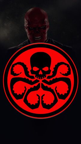 Hydra Skull Wallpaper Best Iphone Wallpapers Android Wallpaper