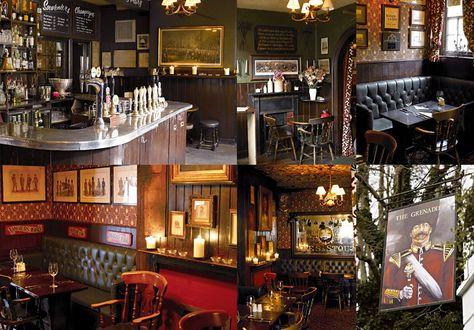 13++ Restaurant bar design taschen Trends