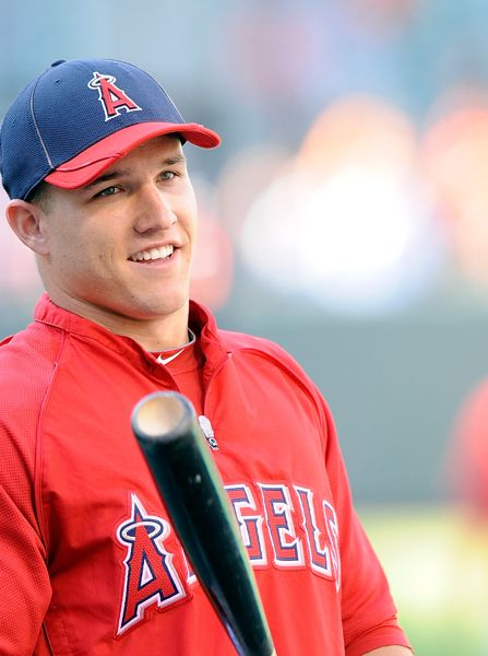 Pin By Pattie Aponte Price On Anaheim Angels Past And Present Mike Trout Baseball Guys Baseball Players