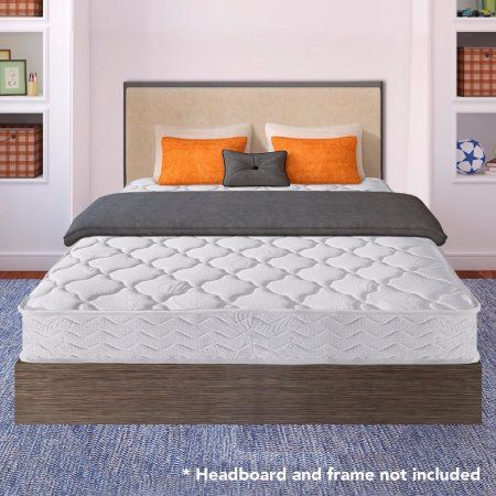 Home Platform Bed Sets Mattress Steel Bed Frame