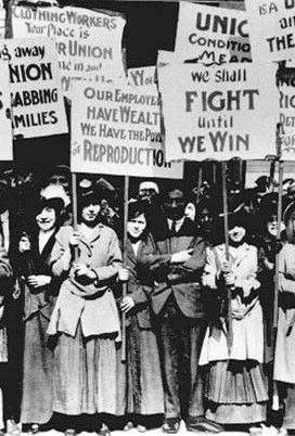 This Day In Resistance History The Triangle Shirtwaist Factory