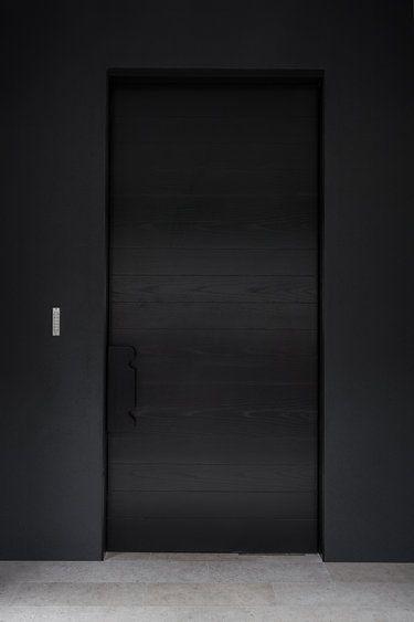 105 best Dark Painted Homes images on Pinterest | Arquitetura Black house and Facades & 105 best Dark Painted Homes images on Pinterest | Arquitetura ...