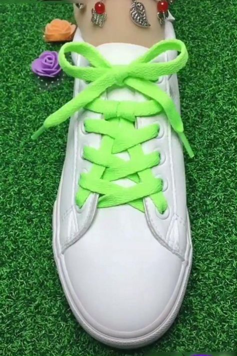 DIY Incredible Shoelaces Guide! 😍 - #shoes