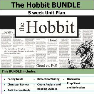 The Hobbit Unit Reading Quizze Essay On