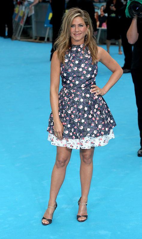 Pin by Payton Clotiaux on Style | Jennifer aniston legs, Jennifer aniston hot, Jennifer aniston