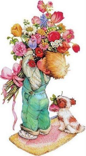 Pra Você As Flores Mais Lindas Você Merece Cartões