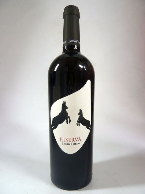 Fosso Corno Montepulciano d´Abruzzo Riserva 2008. One of the best red wines I have ever tasted