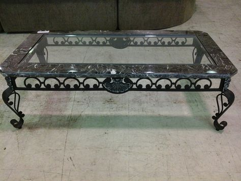 Glass Top Marble Coffee Table Coffee Tables Furniture Coffee