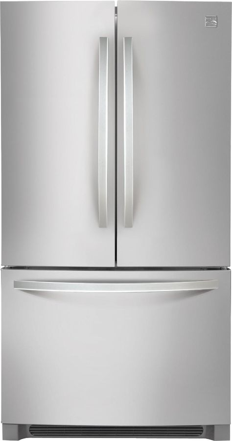 Kenmore 27.6 cu. ft. French Door Refrigerator - Spacious and Convenient