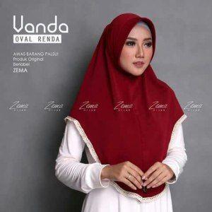 Baju Merah Maroon Jilbabnya Warna Apa