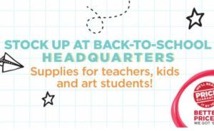 Michaels Coupons In Store 40 Off 2019 Michaels Coupon School Supplies For Teachers Coupons