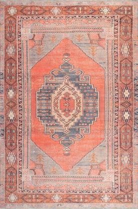 Take A Look At This Hip Neutral Rug What An Artistic Style In 2020 Flatweave Area Rug Flat Weave Rug Orange Rugs