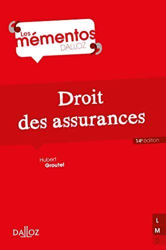 Hachee Pdf Droit Des Assurances Mementos En 2021 Droit Des Assurances Livres A Lire Listes De Lecture