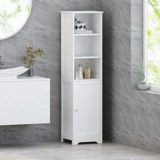 40++ Bathroom tower storage cabinet 6 w x 13 d x 5525 h diy