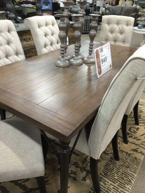 110 Ashley Furniture Ideas, Ashley Furniture Blue Dining Room Chairs