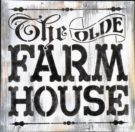 Olde Farmhouse Rustic Wood Sign, Distressed Wood Country Painting, Farm Quote Painting, Rustic Farmhouse Quote Sign on Distressed Wood – Farmhouse Decor Rugs Country Farmhouse Decor, Farmhouse Signs, Farmhouse Chic, Victorian Farmhouse, Farmhouse Ideas, Farm Quotes, Sign Quotes, Rustic Wood Signs, Wooden Signs