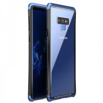 Samsung Galaxy Note 9 Boitiers En Metal Etui Mince En Verre Trempe Phone Case Accessories Galaxy Phone Samsung Galaxy Phone