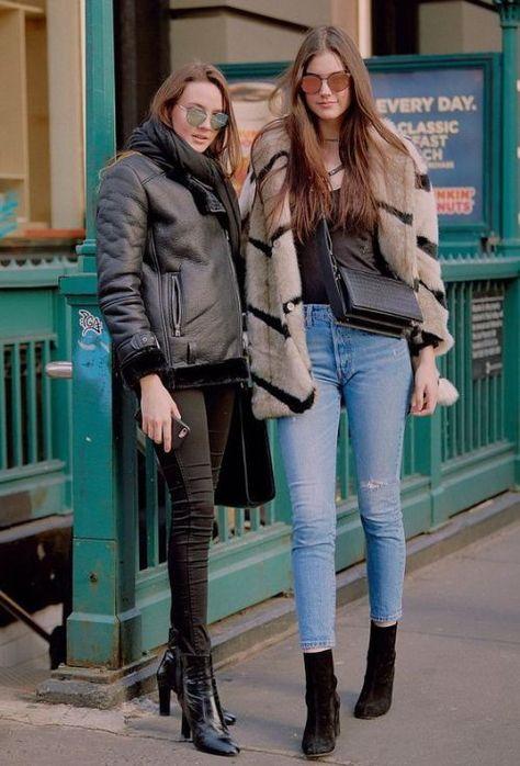 via J'ADORE STREETSTYLE on Tumblr ∘ pinned by: michaeljaimie ∘ #womensfashion #fashion #style #outfits ∘