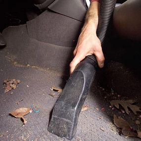 An auto detailer's steps to deep clean a car