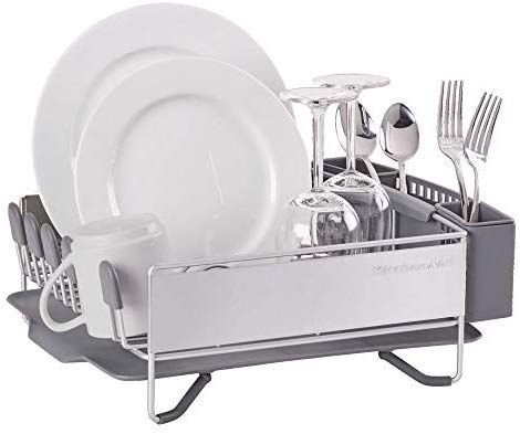 Kitchenaid Kns895bxgra Compact Dish Rack Stainless Steel Dish