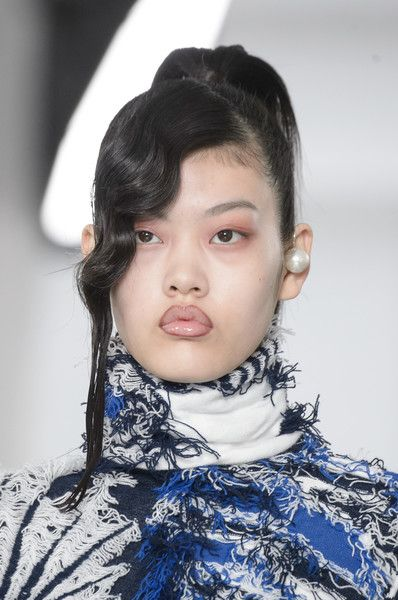 Fashion East, Fall 2018 - The Best Hair And Beauty Details At London Fashion Week - Photos