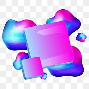 3d Geometric Frame With Blue Pink Neon Bubbles Border 3d 3d Frame 3d Frame Border Png And Vector With Transparent Background For Free Download 3d Geometric Shapes Colorful Frames Geometric Graphic