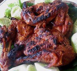 Ayam Bekakak Untuk Hantaran Resep Ayam Resep Masakan Resep