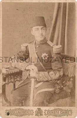 Sultan Abdulaziz In Oglu Sehzade Abdulmecid Efendi Son Halife Sultan