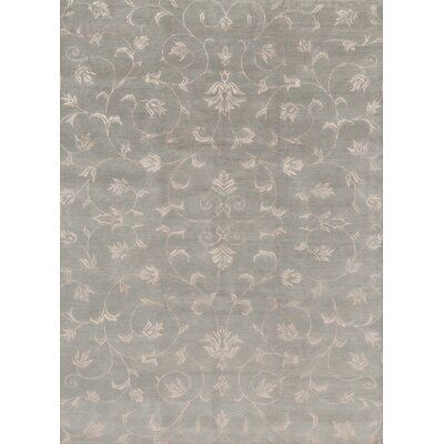 Bokara Rug Co Inc Himalayan Floral Hand Knotted Light Blue Area Rug In 2020 Light Blue Area Rug Blue Area Rugs Rug Shapes