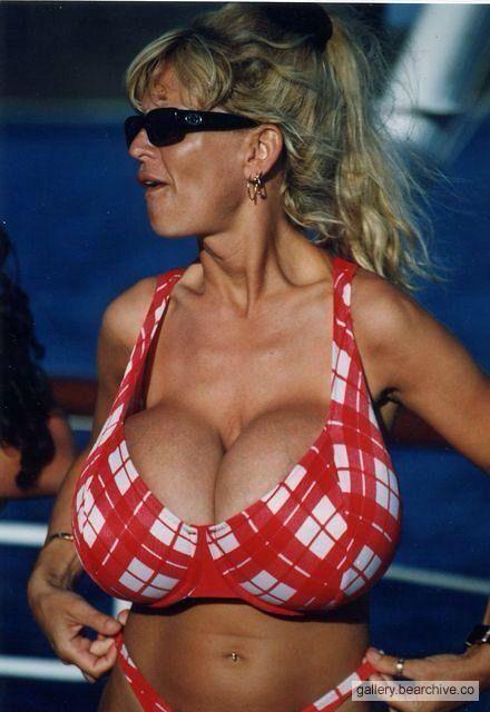 Teen big tits have got