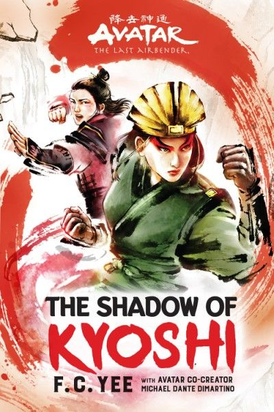 First Look At Avatar The Last Airbender The Shadow Of Kyoshi