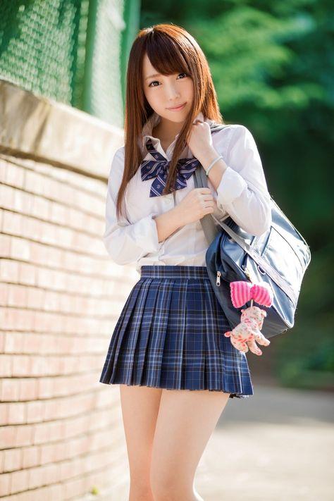 Asian schoolgirls list teen