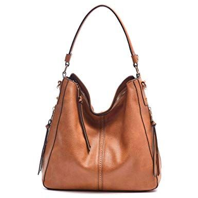 Women Faux Fur Handbag Shoulder Bags Satchel Girls Messenger Bag Hobo Tote Purse