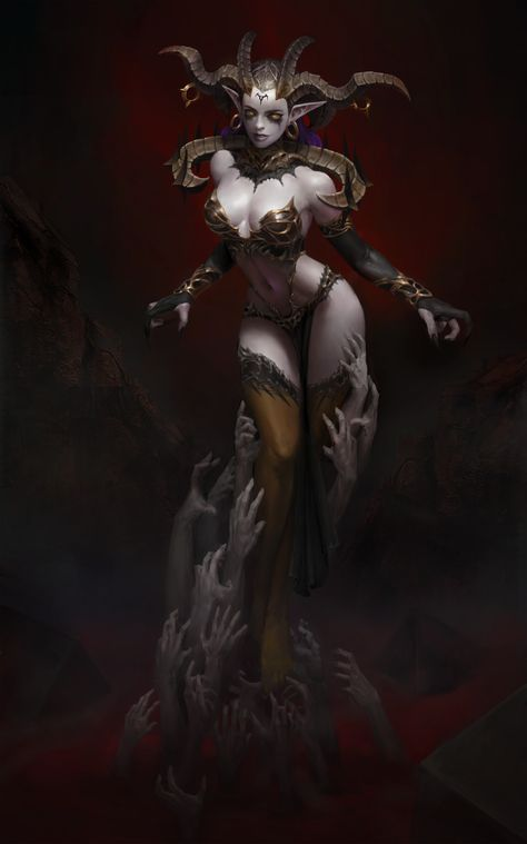 Empress of Desire, Seseon Yoon