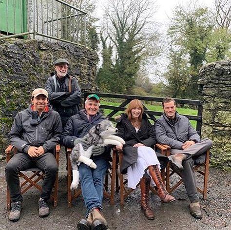 Jamie Dornan Ni Fan On Instagram That S A Wrap On Filming In Ireland For Wild Mountain Thyme Early Info Jamie Dornan Jamie Dornan Ni John Patrick Shanley