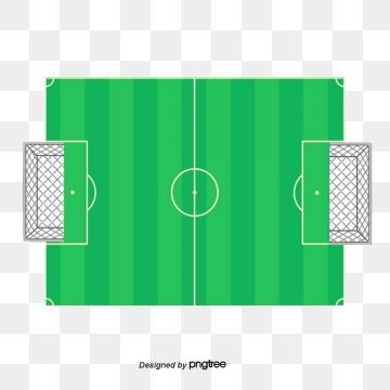 Football Clipart Three Dimensional Football Field Court Stadium Physical Education Site Three Dimensional Vector Foot Football Field Three Dimensional Football