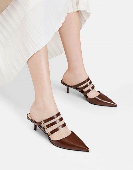 Pin Oleh Hobihobiah18 Di Shoes Sandals High Heels Sepatu