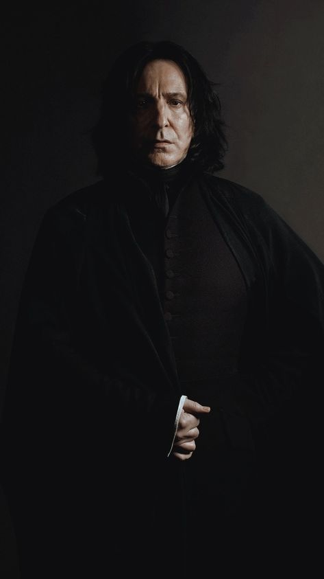 Snape's my hero