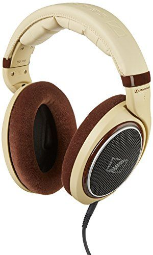 PRODUCT DETAILS : The HD 598 headphones are open back, over ear, audiophile grade headphones that combine exceptional sound and comfort. They feature luxurious velour covered ear pads and stylish [ ]