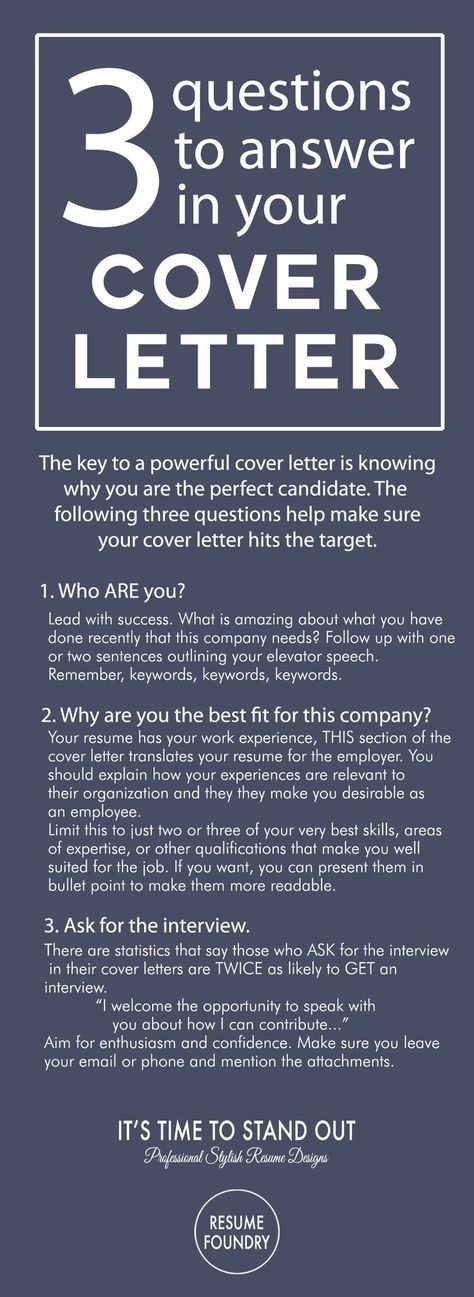 8 Cover Letter Tips That Will Get You Hired - great cover letter secrets